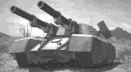 CNCTD Mammoth Tank Render