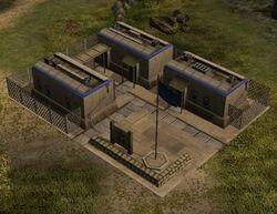 Generals USA Barracks
