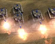 Gen1 Crusader Tank