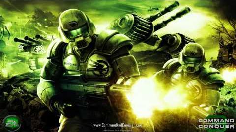 Kane's Wrath - GDI Commando's quotes