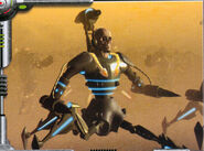 CNCFS Cyborg Reaper Render