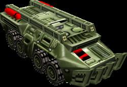 CNCG Troop Crawler +