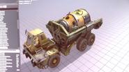 GLA Nuke Truck 06