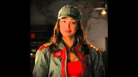 C&C Red Alert 3 Uprising Commander Vera cutscenes