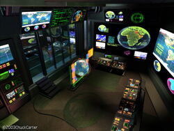 Southern Cross Command Center