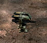 KW Railgun Titan
