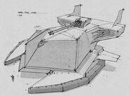 CNCTW Hovercraft Concept Art 6