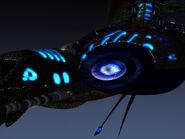Scrin Ship 5