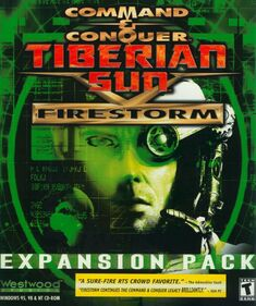 TS Firestorm US cover