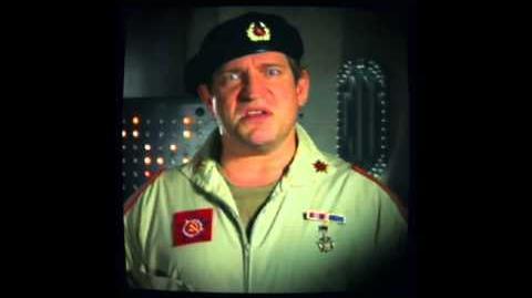 C&C Red Alert 3 Commander Oleg cutscenes
