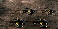 Disruption pods