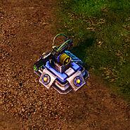 Multigunner Turret Desolator Trooper