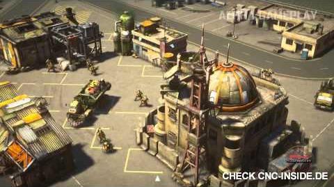 Command & Conquer 2013 (Generals 2) Alpha Gameplay Trailer