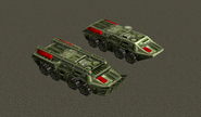 CNCG1 Troop Crawlers