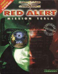 RA Mission Tesla Cover