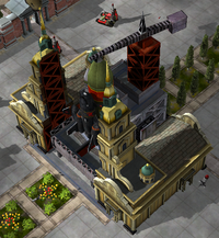 Premier Shuttle Station