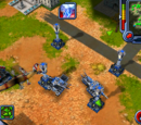 Paladin tank (Red Alert iPhone)