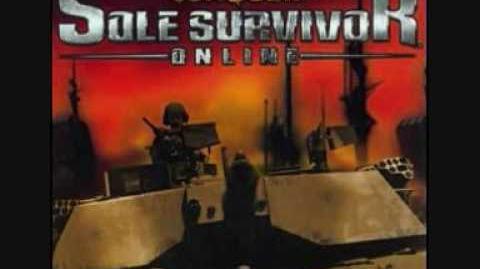 Command & Conquer Sole Survivor - Main Theme