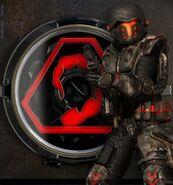 Nod Combat Armour