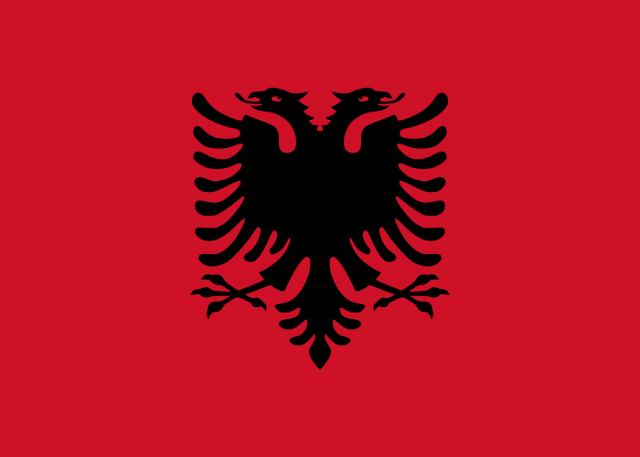 File:Albaniaflag.png