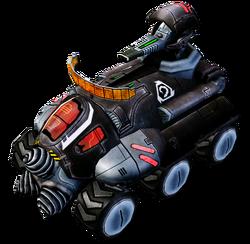 CNC4 Tyrant Render