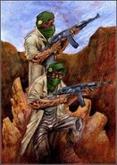 GLA Rebels concept art