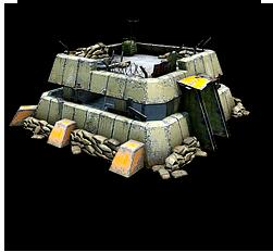 Gen2 GLA Bunker