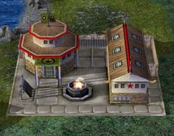 Generals China Barracks