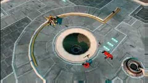 C&C Red Alert 3 Mecha Jet Tengu Surveillance Footage