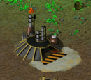 Tiberium refinery (Tiberian Sun)