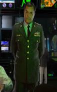 CNCTS General Cortez Service Uniform