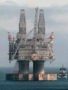 CNCTW Offshore Tiberium Processing Platform 2