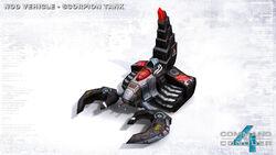 Nod Vehicle - Scorpion Tank 0