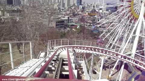88 Train (Childrens Grand Park) - OnRide