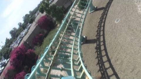 Journey To Atlantis (SeaWorld San Diego) - OnRide - (720p)