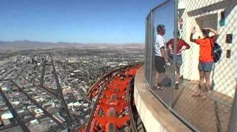 High Roller (Stratosphere) - OnRide (480p)