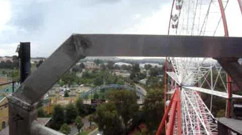 Tower of Terror (Gold Reef City) - OnRide (480p)