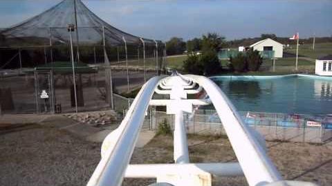 Pipeline Express (Wild Water & Wheels) - OnRide
