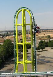Wicked Launch Tower