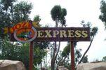 Jozi Express Sign