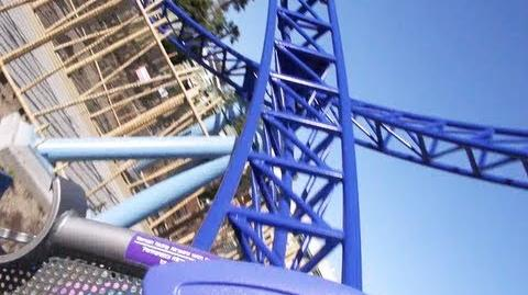 Manta (SeaWorld San Diego) - OnRide (1080p)