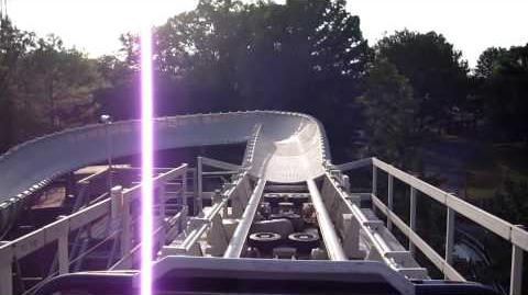 Avalanche (Kings Dominion) - OnRide - (720p)