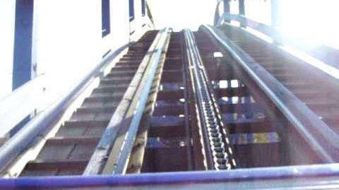 Woodstock Express (Carowinds) - OnRide - (480p)