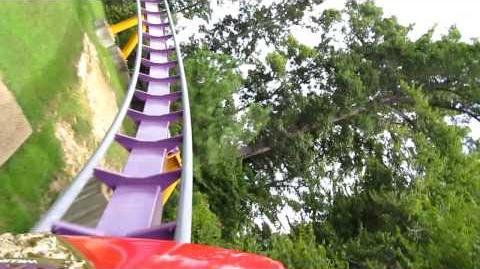 Apollo's Chariot (Busch Gardens Williamsburg) - OnRide - (720p)