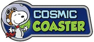 Cosmic Coaster logo