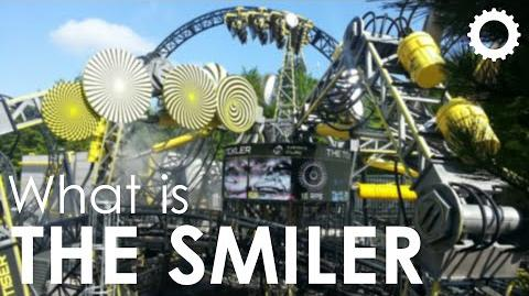 What is The Smiler - Alton Towers