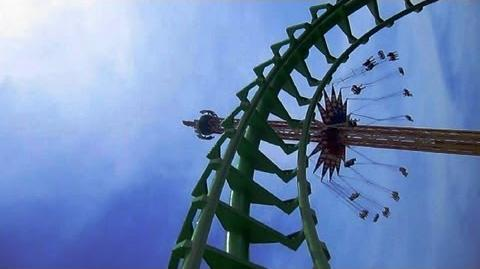 Boomerang (On-Ride) Six Flags St