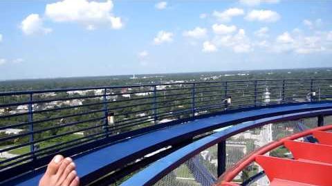 SheiKra (Busch Gardens Tampa) - OnRide - (720p)