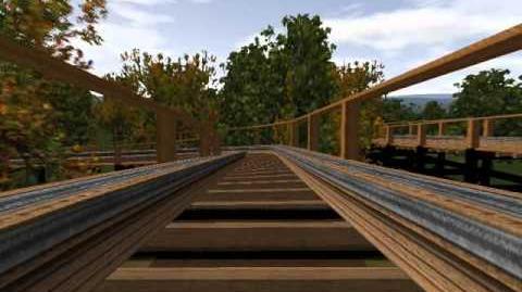 Dip-the-Dips Scenic Railway Cedar Point - Recreation