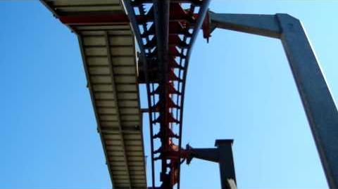 Mirage Rosso (Zoosafari Fasanolandia) - OnRide (1080p)